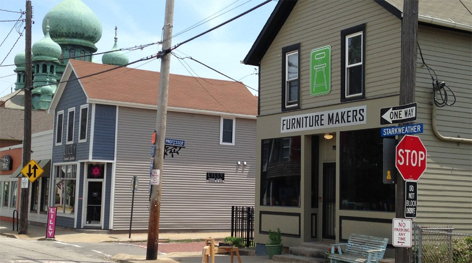 FURNITURE MAKERS, Cleveland, Ohio